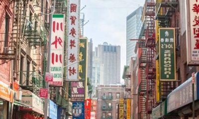 Comercios del Chinatown neoyorquino pierden hasta 60% por temor a coronavirus}
