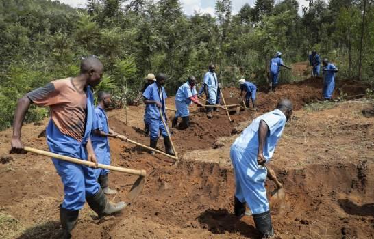 Descubren seis fosas masivas en Burundi con seis mil cadáveres