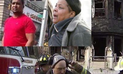Dominicano muere al saltar de edificio en llamas en Nueva Jersey después de salvar a su hijo y esposa
