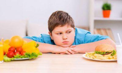 El hambre emocional que esconde la obesidad infantil