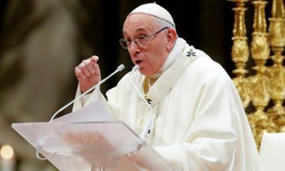 El papa obliga a pasar un año de misioneros a futuros diplomáticos vaticanos