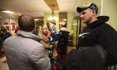 En Ucrania rechazan recibir a estudiantes dominicanos y otros evacuados de China