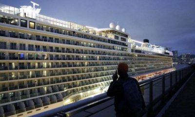 Estados Unidos evacuará a sus ciudadanos del crucero en cuarentena en Japón