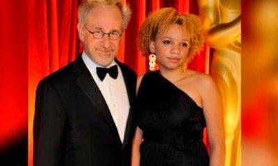 Hija de Steven Spielberg se estrena como actriz porno