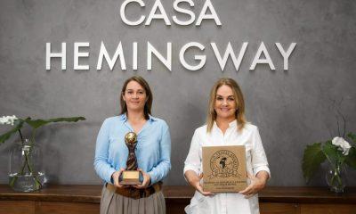 Hotel Casa Hemingway elegido mejor hotel boutique de RD