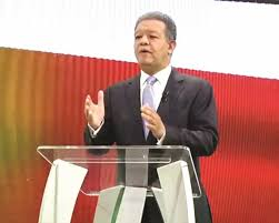 Leonel El país entró en crisis y solicita diálogo con líderes