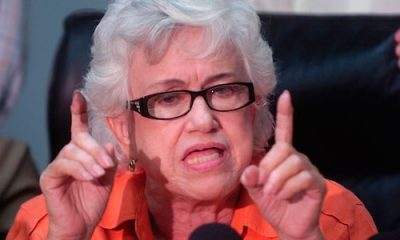 Milagros Ortiz Bosch solicita se detenga concurso para nuevos fiscales