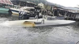 Panamá decomisa cinco toneladas de droga en un sumergible