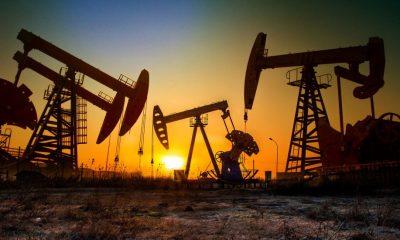Petróleo de Texas sube 2,38% tras calma por COVID-19 y sanción a empresa rusa