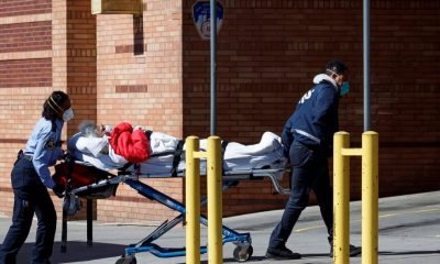Nueva York prevé pico de casos a final de abril y un total de 16.000 muertos