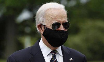 Biden se presenta en público por primera vez en más de 2 meses