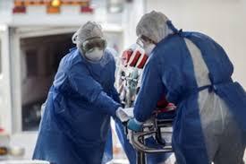 De 112 pacientes en intensivo por coronavirus el 57.14 % está con ventilación mecánica