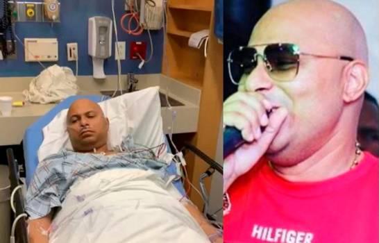 Foto de Tulile ingresado en hospital de Estados Unidos preocupa a sus seguidores