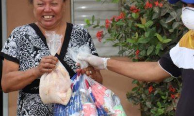 Gobernadora Ana María Domínguez y Plan Social llevan operativos a 216 comunidades de Santiago