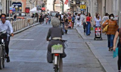 Italia rebaja la curva con solo 300 contagios nuevos pero suma 92 muertos