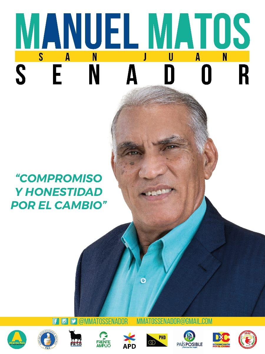 Manuel Matos Senador