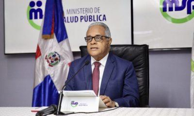 Ministro recomienda al presidente solicitar prórroga estado de emergencia