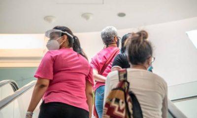 Montalvo oficializa la apertura de las tiendas en los centros comerciales