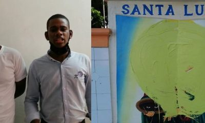 Santa Lucía- Jóvenes