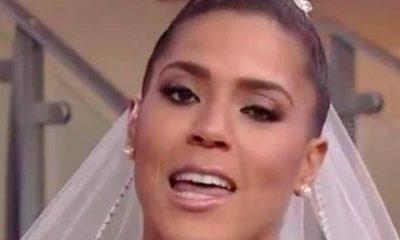 Vestida de novia! Francisca Lachapel habla de su futura boda