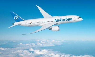 Air Europa reanudará vuelos en República Dominicana a partir del 16 de julio