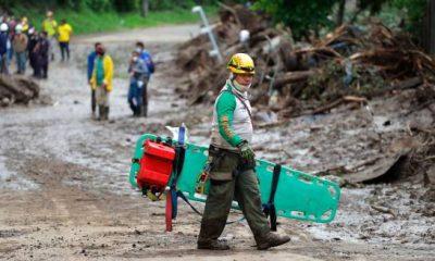 Al menos 27 muertos por lluvias en El Salvador