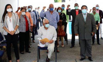 Ex alcaldes y ex regidores PRSC que pasaron al PRD