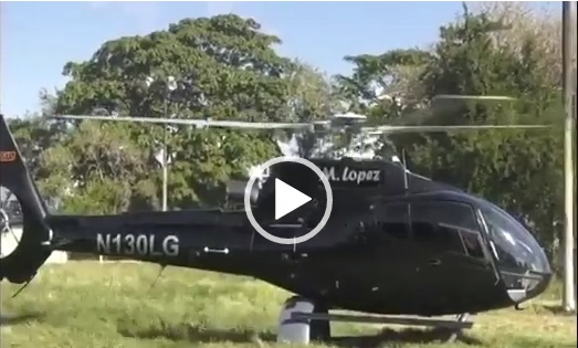 Helicoptero Abinader
