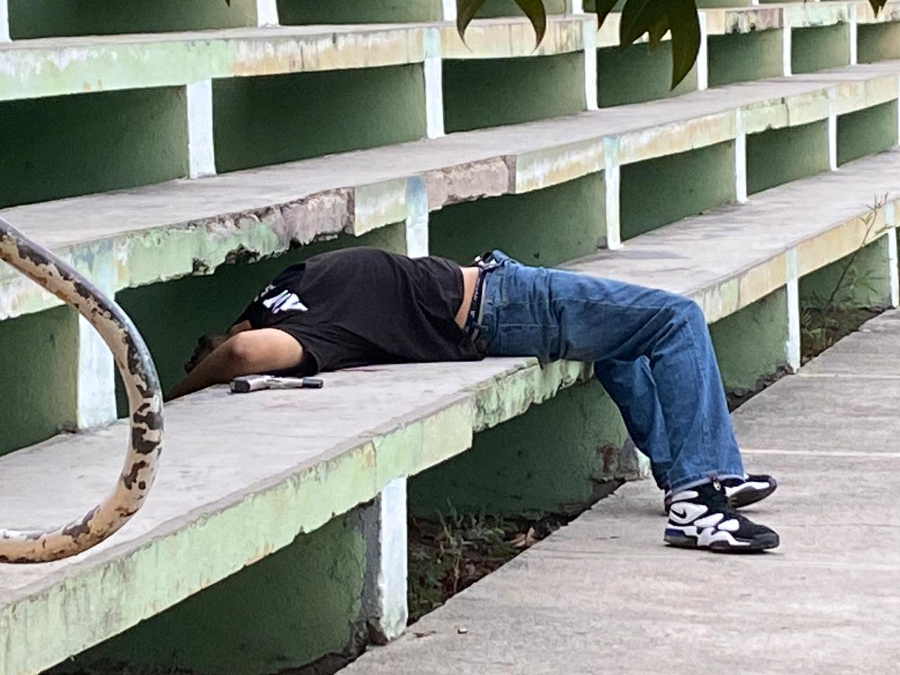 Hombre muerto en San Juan
