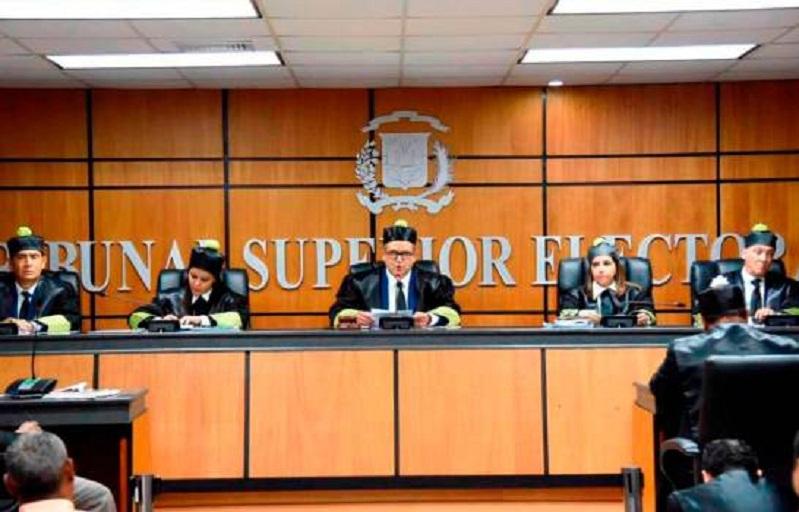 TSE rechaza recurso de la Fuerza del Pueblo que buscaba ampliar horario de votación