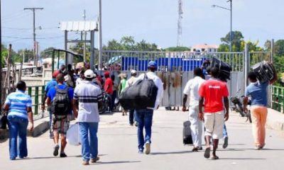 El 86% de nuevos casos importados de COVID-19 en Haití llegan de RD