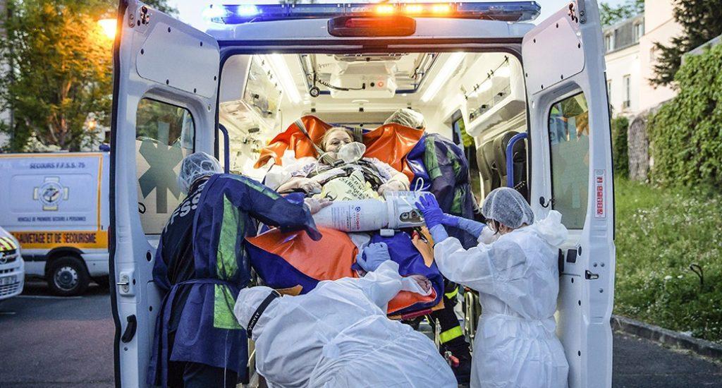 Francia registra 18 muertes por coronavirus en las últimas 24 horas