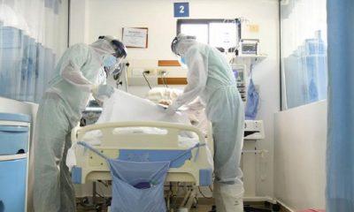 Hay 102 pacientes bajo ventilación mecánica