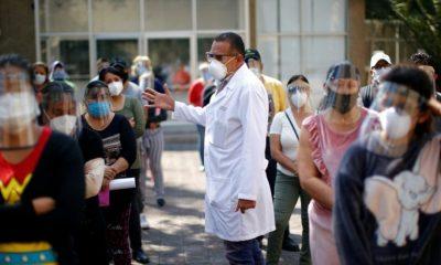 México reporta 480 decesos y 4,902 casos de COVID-19 en las últimas 24 horas}
