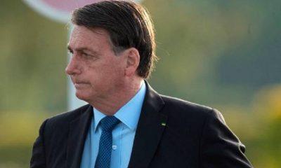 Presidente de Brasil da positivo a coronavirus