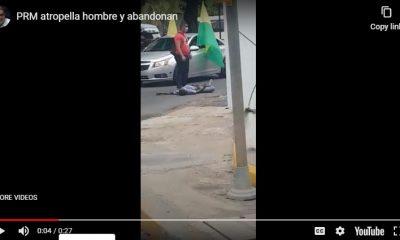 PRM Atropella hombre
