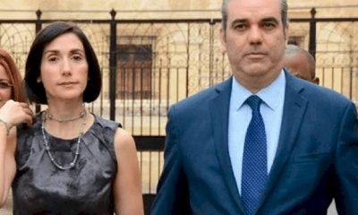Raquel Arbaje la Primera Dama que no quiere despacho ni manejar dinero del Estado