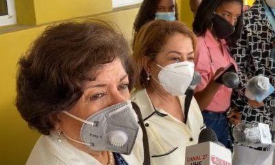 (VIDEO) Participación Ciudadana entrega informe sobre comicios a JCE